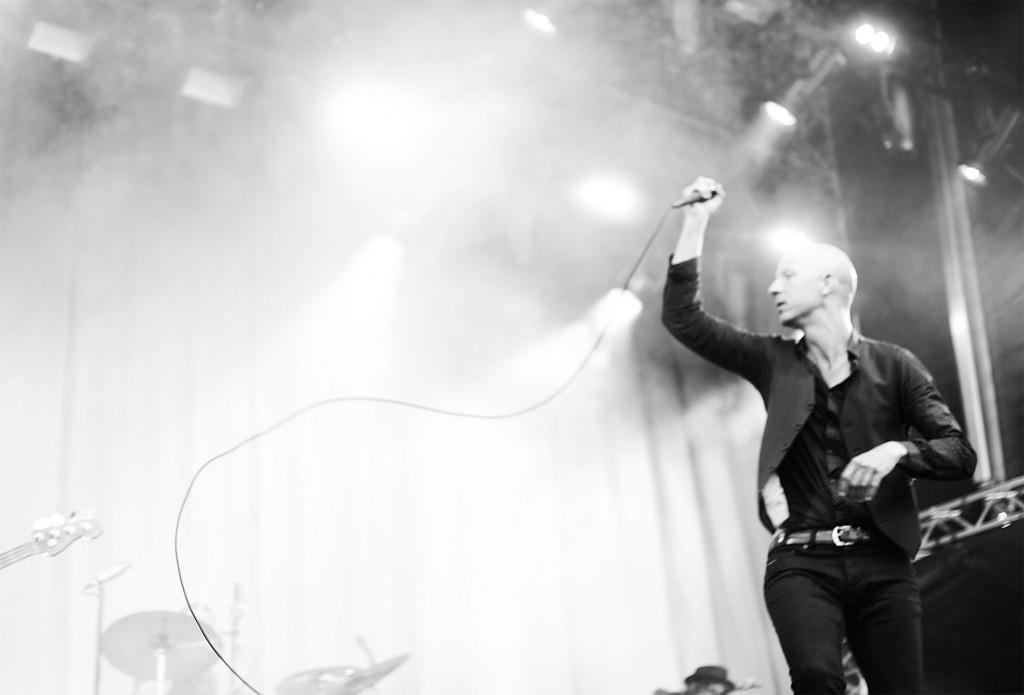 Sivert Høyem @ Malakoff Rockfestival 2014